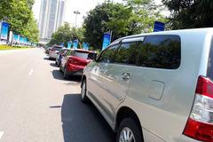 1,3 tỷ USD xây hơn 200 bãi đỗ xe:: Dân đi ô tô sắp sướng