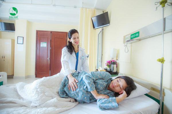 Sai lầm của mẹ bầu khiến cơn đau đẻ thêm trầm trọng