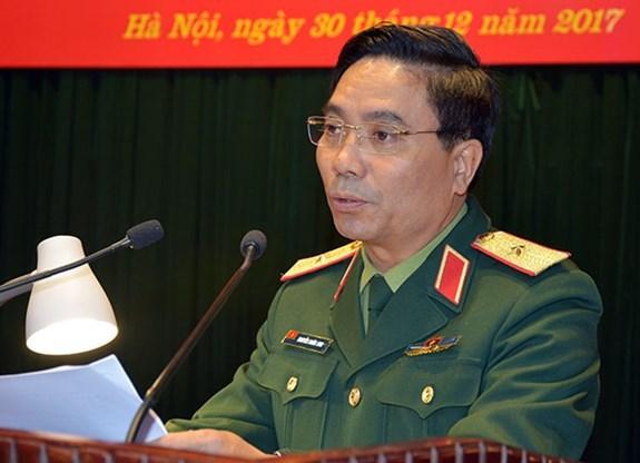 Quân khu 4,Nguyễn Doãn Anh,bổ nhiệm