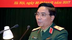 Thiếu tướng Nguyễn Doãn Anh giữ chức Tư lệnh Quân khu 4