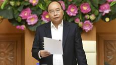 Thủ tướng chủ trì họp Tiểu ban kinh tế - xã hội chuẩn bị Đại hội 13