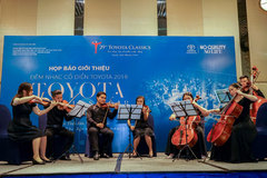 Toyota Classics 2018: Nghệ sĩ Việt múa cùng dàn nhạc danh tiếng Anh Quốc