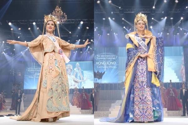 Trực tiếp chung kết Miss International 2018