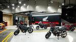 Dàn xe 'khủng' của Honda tại Triển lãm EICMA 2018