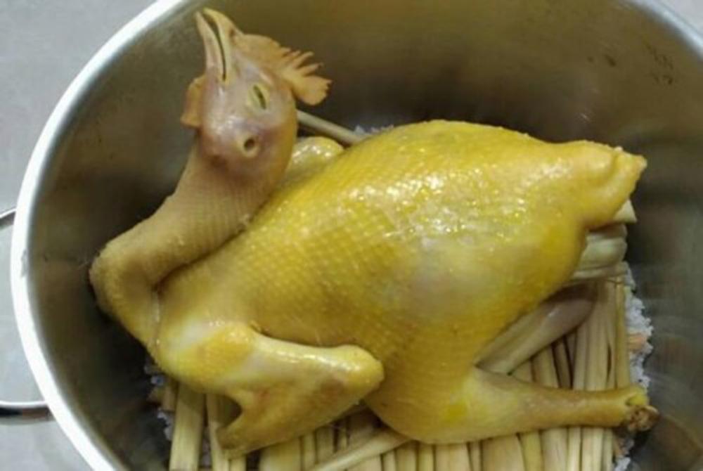 Món ngon,Món ngon mỗi ngày,Món ngon từ gà
