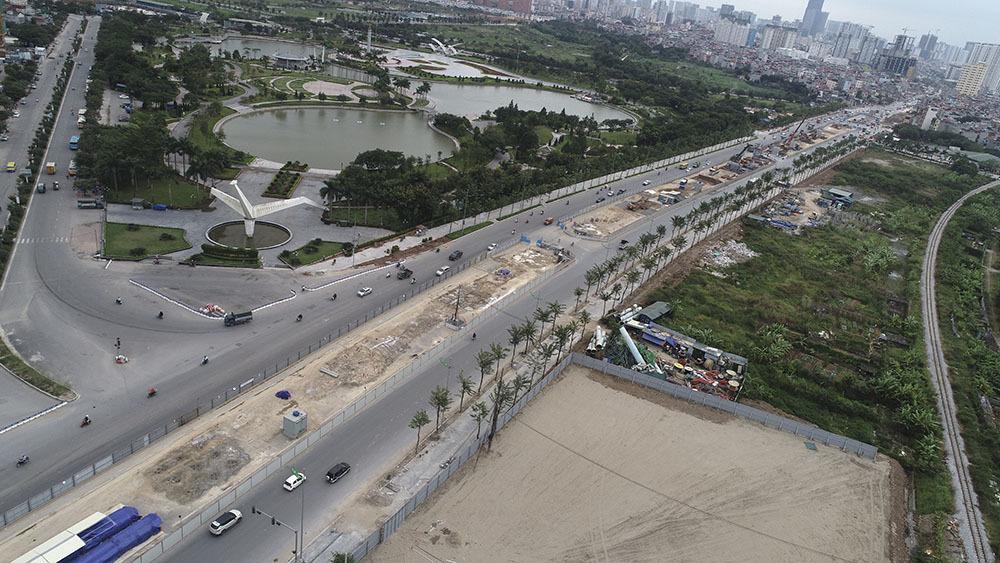 đường Phạm Văn Đồng,xà cừ,đường vành đai 3