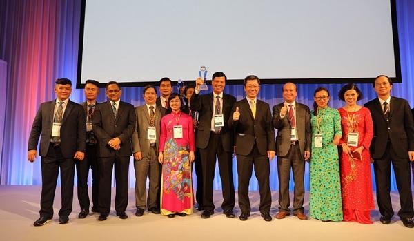 Hệ thống chính quyền điện tử Quảng Ninh đạt giải xuất sắc ASOCIO 2018