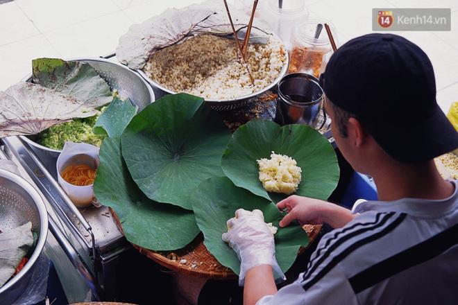 Quán ăn đông nghịt khách, chỉ bán vài tiếng là hết veo ở Sài Gòn