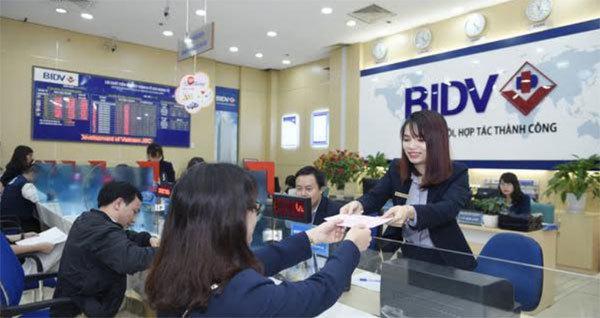 Mua hàng trả góp 0% với thẻ tín dụng quốc tế BIDV