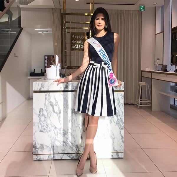 Hoa hậu Quốc tế 2018,Mariem Velazco,Hoa hậu Quốc tế,nguyễn thúc thùy tiên