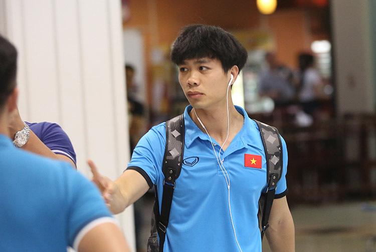Đội tuyển Việt Nam,HLV Park Hang Seo,Xuân Trường,Công Phượng