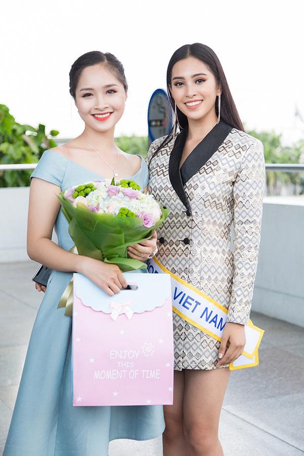 Trần Tiểu Vy,Hoa hậu Thế giới