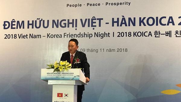 Hàn Quốc,Việt-Hàn,KOICA