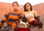Tình bạn đẹp của cặp hot girl 9X đình đám Philippines
