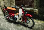 Hút mắt huyền thoại Honda Cub 81 lên đồ chơi đẹp ngút ngàn