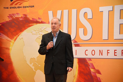 Hội nghị giảng dạy tiếng Anh VUS TESOL đầu tiên tại Hà Nội