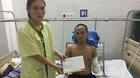 Bạn đọc giúp đỡ anh Nguyễn Hữu Thành chữa bỏng
