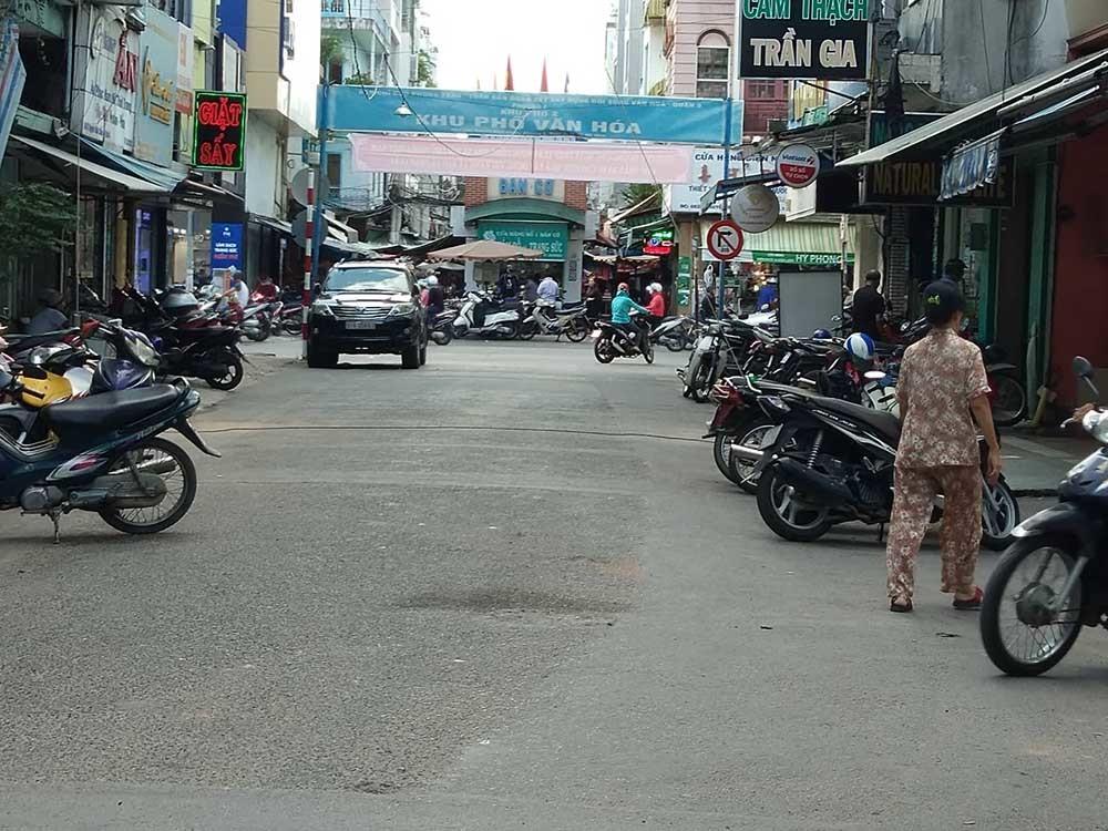 giang hồ,tín dụng đen,Sài Gòn