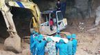 Hòa Bình: Tìm thấy một thi thể trong vụ sạt hầm vàng
