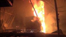 Danh tính người Việt tử vong do nổ nhà máy ở Hàn Quốc