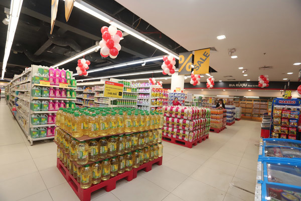 Đồng loạt khai trương 23 siêu thị VinMart mới