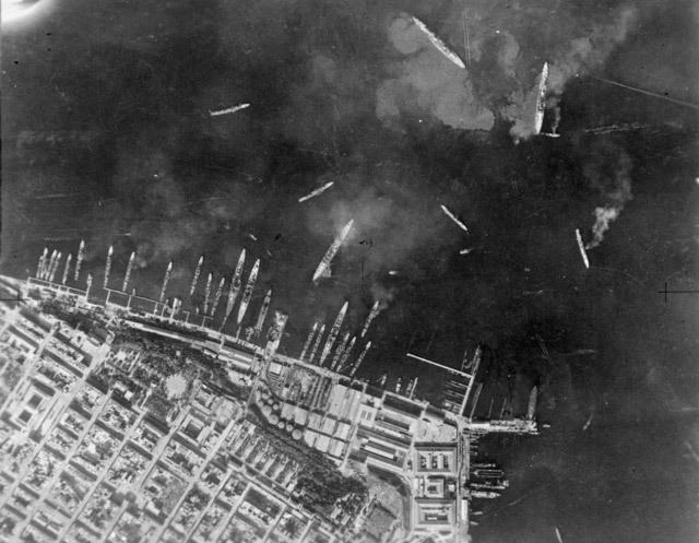 hải chiến,hải quân,Anh,Italia,Trân Châu Cảng