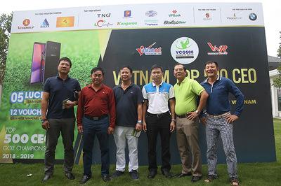Giải golf VCG500 2018-2019: Nóng rực trước giờ G