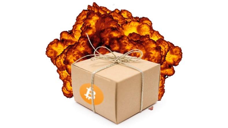 Bị tù 7 năm vì gửi bom tới sàn giao dịch Bitcoin
