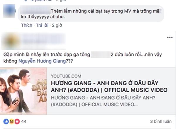 Hương Giang suy sụp khi bị bạn thân và người yêu phản bội trong MV
