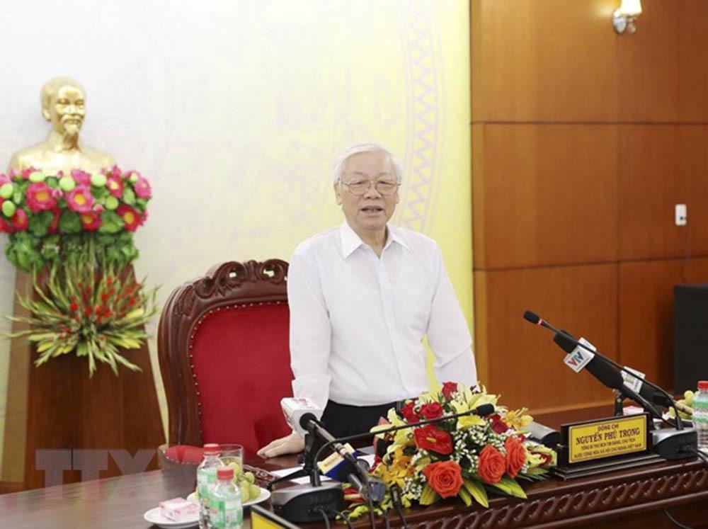 Tổng bí thư Nguyễn Phú Trọng,Chủ tịch nước Nguyễn Phú Trọng,Nguyễn Phú Trọng,Đắk Lắk