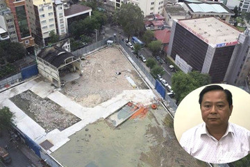 Ông Nguyễn Hữu Tín đã làm gì với 'đất vàng' ở Sài Gòn?