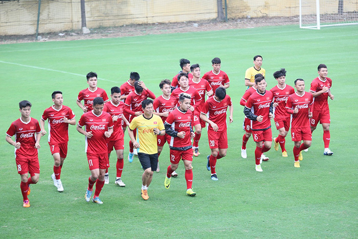 Sắp đấu Malaysia, HLV Park Hang Seo bỗng dưng 'dễ tính'