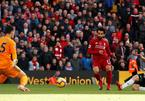 Salah ghi tuyệt phẩm, Liverpool tạm chiếm ngôi đầu
