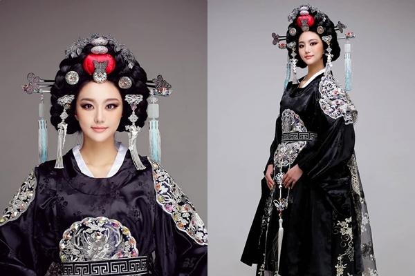 Tiểu Vy mang điệu múa chầu văn đến Hoa hậu Thế giới 2018