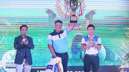 Giải golf VCG500 2018-2019: Tranh tài hấp dẫn, lan tỏa giá trị