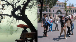 Dự báo thời tiết 12/11: Hà Nội mưa mù, Sài Gòn nắng nóng