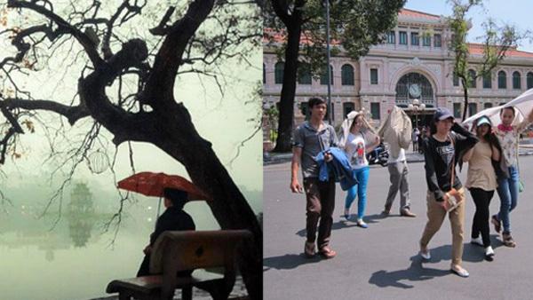 Dự báo thời tiết 12/11: Hà Nội mưa mù, Sài Gòn nắng nóng - ảnh 2