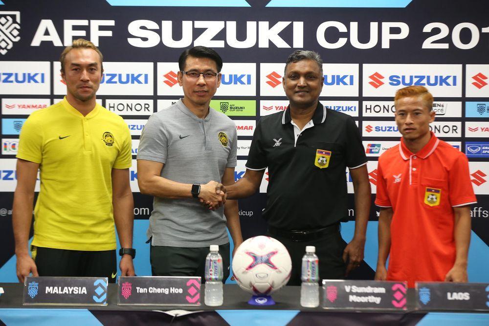 Malaysia tuyên bố dội 'mưa gôn' Lào trước khi đấu tuyển Việt Nam
