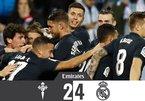 Solari mát tay, Real thắng trận thứ 4 liên tiếp