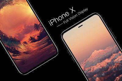 Apple đăng ký sáng chế iPhone toàn màn hình, không có tai thỏ