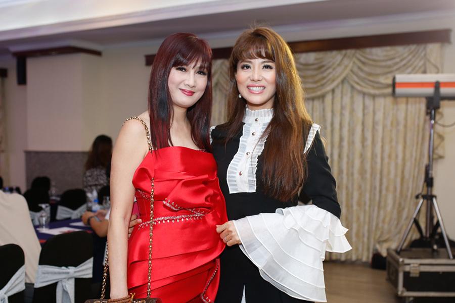 Em gái Lý Hùng ngồi ghế nóng Hoa hậu thế giới doanh nhân 2019