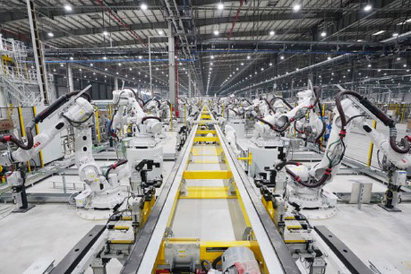 VinFast - Công ty sản xuất ô tô quy mô hoàn thiện đầu tiên của Việt Nam