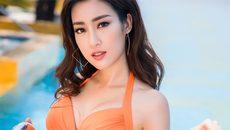 Hoa hậu Đỗ Mỹ Linh: Không ngờ 'hở bạo' lại được nhiều người ủng hộ
