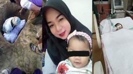 Bé gái thiệt mạng nghi bị chồng người giữ trẻ cưỡng hiếp