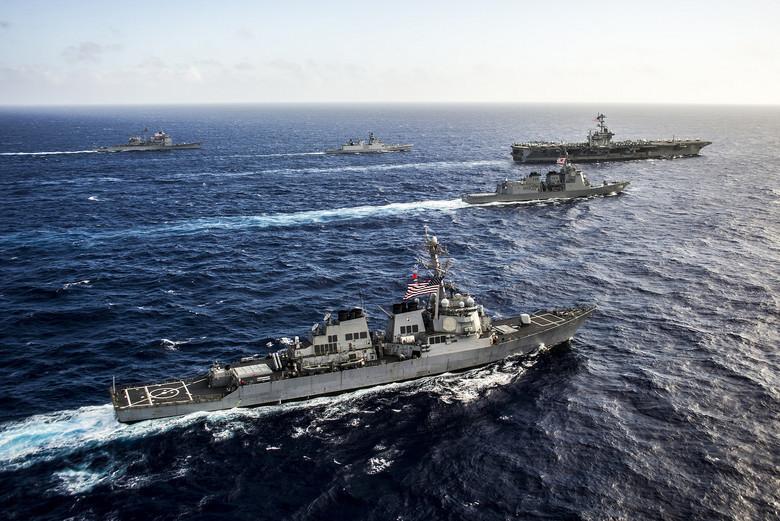 Mỹ không thể đối phó Trung Quốc theo kiểu thời chiến tranh lạnh