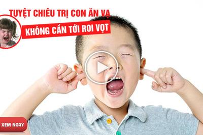Nếu con trẻ hay ăn vạ quấy khóc, hãy nhớ 5 nguyên tắc quan trọng này