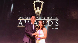 Việt Nam 'thắng lớn' ở World Luxury Hotel Awards