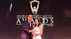Việt Nam 'thắng lớn' ở World Luxury Hotel Awards