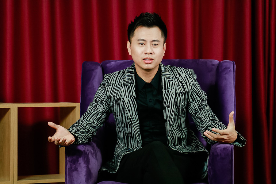 Dương Cầm: ''Ca sĩ hải ngoại hát ra chất bolero hơn ca sĩ trong nước''