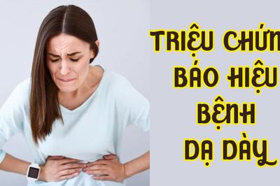 5 biểu hiện 'hôi' và 'đen' cho thấy dạ dày bạn đang gặp nguy hiểm